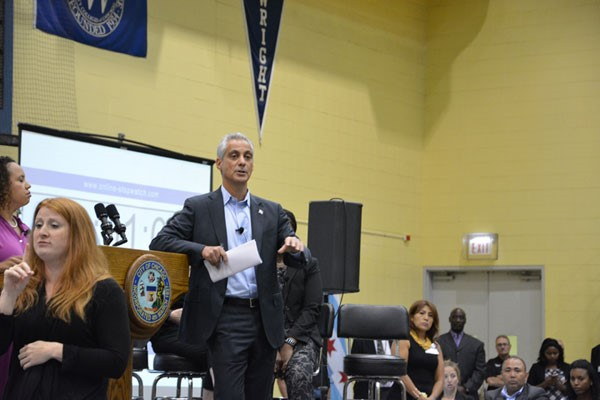 Residents Displeased with Mayor's Proposed 2016Budget