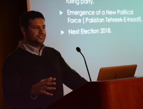 INTERNATIONAL STUDENTS DISCUSS ELECTIONSOVERSEAS